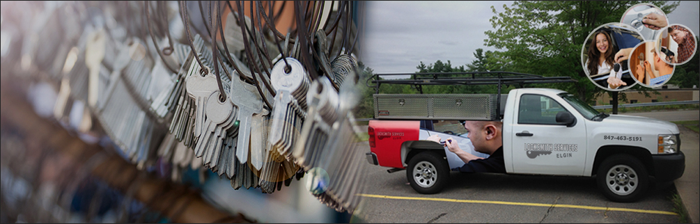 Locksmith Elgin, IL | 847-463-5191 | Affordable Lock & Key